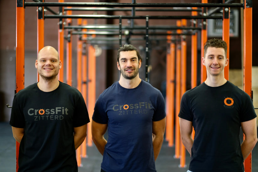 Crossfit Zitterd team